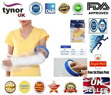 Tynor Waterproof Seal Arm Cast Bandage Wound Bath Protector Cover Reusable