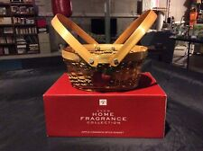 Avon Home Fragrance Collection - Apple Cinnamon Spice Basket - New in Box - 2003