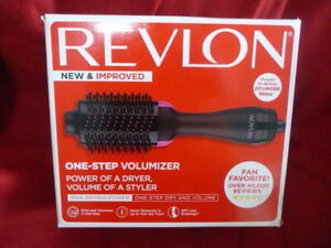 Revlon Salon One-Step Hair Dryer And Volumizer Brush - NEW Open Box