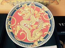 VERSACE DRAGON PLATE CANDY OR COASTER ROSENTHAL NEW IN BOX SALE RETIRED 1 left