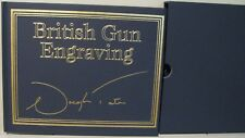 British Gun Engraving by Tate, Ltd. Ed. 500 copies, numbered, signed, slipcased