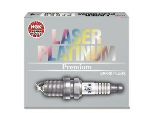 NGK Laser Platinum Spark Plugs BKR6EP-11 x 4