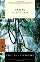 Tarzan of the Apes (Modern Library Classics) by Edgar Rice Burroughs