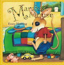 YOUNG CHILDREN'S MARSHALL MOUSE FIRST EXPERIENCES PICTURE BOOK - EVERY MORNING