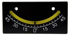Klinometer +/- 45° 100 x 50 x 9 mm - Neigungsmesser, Gefällemesser, Clinometer