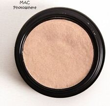 New M·A·C Electric Cool Eye Shadow Sold Out Photosphere Warm Gold