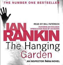 The Hanging Garden Ian Rankin CD Audio book AUDIOBOOK NEW
