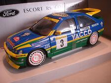 FORD ESCORT RS COSWORTH WRC BERNARDINI 1996 MONTE CARLO WINNER 1996 UT 1/18