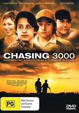 Chasing 3000 DVD Region 4 (VG Condition)