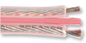 Loudspeaker Cable, HiFi Home, Auto, Marine, LOW OXYGEN 2 x 2.5mm²  5m CBBR8178/5
