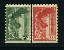 "FRANCE N° 354/55 ""SAMOTHRACE"" NEUFS xx TTB, VALEUR:420€"