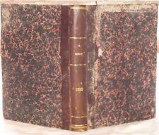 ANNATA 1889 LA FAVILLA RIVISTA UMBRIA PERUGIA MARCHE