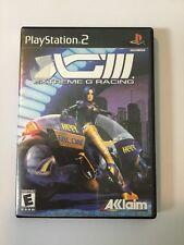 XGIII: Extreme G Racing (Sony PlayStation 2, 2001)