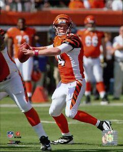 Andy Dalton Cincinnati Bengals NFL Licensed Unsigned Glossy 8x10 Photo C