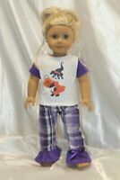 Dress Outfit fits 18 inch American Girl Doll Clothes Panda