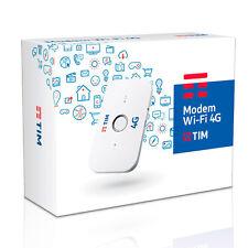 Modem Router WIFI 4G LTE  TIM  NUOVO CON GARANZIA
