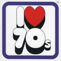 Various Artists : I Love 70s CD 2 discs (2006) Expertly Refurbished Product