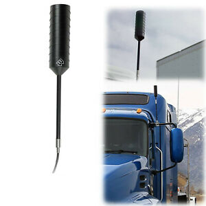 Weboost semi truck antenna for signal Booster to improve T-Mobile mobile service