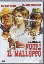FUORI IL MALLOPPO - DVD CLAUDIA CARDINALE   NUOVO