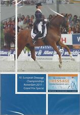 NEW SEALED DVD FEI EUROPEAN DRESSAGE CHAMPIONSHIP 2011 GRAND PRIX SPECIAL