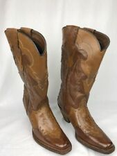 """Durango DCRD045  Brown Distressed Leather 12""""  Western Cowgirl Boots 7M"""