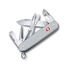 Victorinox Pioneer X Swiss Army Knife - Silver Alox