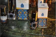 Ruh al Amber Blac 3ml Art Parfum Amber Oil Perfume Attar by Sharif Laroche
