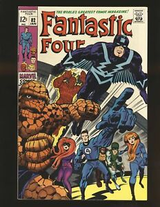 Fantastic Four # 82 VF Cond.
