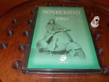 Novecento  1963 - Un Anno Cruciale  Dvd ..... Nuovo