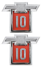 1964 Chevy Pick Up Truck 10 Front Fender Emblem 10