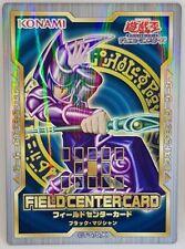 Yu Gi Oh Japanese Field Center Card 20 Anniversary Parallel Rare Dark Magician