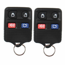 2 New Remote Keyless Entry Replacement for Ford Expedition Explorer Mercury Focu