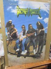 vintage Death Angel Band Poster metal rock music 12329