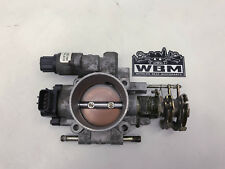 Subaru Impreza WRX GF8 UK2000 (1) 00' Throttle bodies body Carbs Carburettor Ein