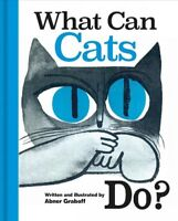 What Can Cats Do?, Hardcover by Graboff, Abner, Like New Used, Free shipping ...