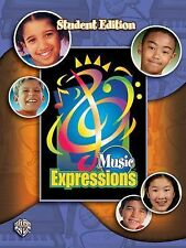 Music Expressions, Grade 5, Hardcover, Student Textbook 2003