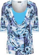 Maglie e camicie da donna maniche a 3/4 lunghezza ai fianchi , Taglia 42