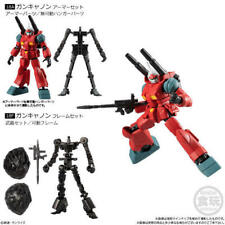 Mobile Suit Gundam G Frame Gun Cannon Character Candy Toy Figure A + F Bundle