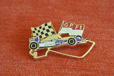 13586 PIN'S PINS AUTO CAR GP F1 FORMULE 1 MONACO 1992 92 CANON CAMEL ELF RENAULT