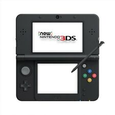 New Nintendo 3DS Console Japanese ver Black With Tracking Fast Shipping