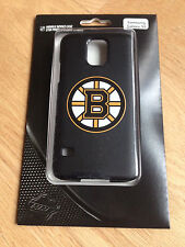 New Boston Bruins NHL Black Case Cover & LCD Protector For Samsung Galaxy S5