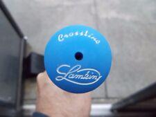 LAMKIN CROSSLINE POWDER / CAROLINA BLUE CAP & GRAPHICS .600 RIBBED - SET OF 13
