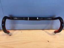 Bontrager Pro Isocore VR-CF Carbono Carretera Manillar legado 44cm de ancho (RRP £ 299.99)