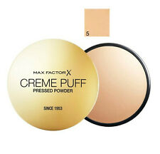 Max Factor Creme Puff 2in1 Face Compact Pressed Powder Foundation + Sponge 21g