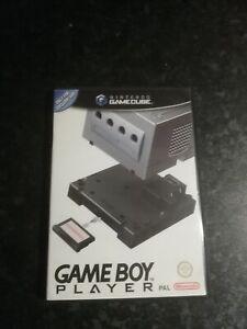 Gamecube Gameboy player. Plus Gameboy player Disc