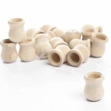 Unfinished Wood Candle Cups | 54 Pieces