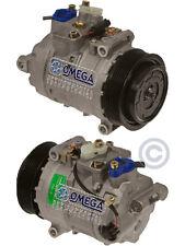 AC Compressor Fits: Mercedes 2006 - 2009 E350 V6 3.5L / 2003 - 2005 C230 L4 1.8