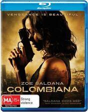 Colombiana (Blu-ray, 2016)