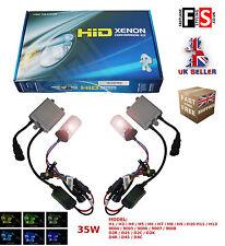 9006 HB4 AC 35W 6000K XENON HID CONVERSION KIT SLIM BALLAST KIT HIGH QUALITY