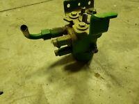 John Deere steering motor     RE572389